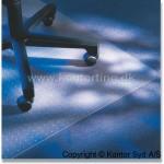 Underlag passer på gulvet (foto kontorting.dk)